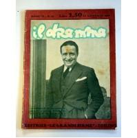 IL DRAMMA ANNO VI N.82 15 GENNAIO 1930 RIVISTA TEATRO QUINDICINALE