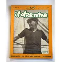 IL DRAMMA ANNO X N.187 1 GIUGNO 1934  RIVISTA TEATRO QUINDICINALE