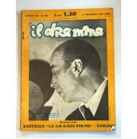 IL DRAMMA ANNO XI N.205 1 MARZO 1935 RIVISTA TEATRO QUINDICINALE