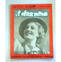 IL DRAMMA ANNO XI N.208 15 APRILE 1935 RIVISTA TEATRO QUINDICINALE