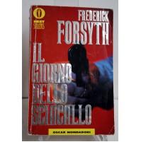 IL GIORNO DELLO SCIACALLO Frederick Forsyth Oscar Mondadori 1993 G52
