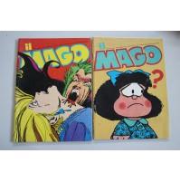 IL MAGO RIVISTA MENSILE 2 NUMERI 97-98 APRILE MAGGIO 1980 MAFALDA MONDADORI