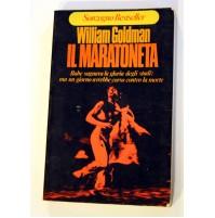IL MARATONETA William Goldman Sonzogno Bestseller 1976 E70