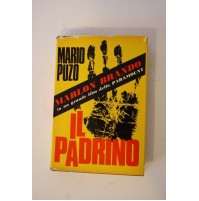 IL PADRINO MARIO PUZO Dall'Oglio Editore 1972 C97