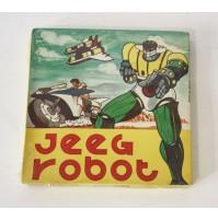 JEEG ROBOT TRANSFERT DI MEMORIA SONORO COLORE FILM SUPER 8 SUPER8 MM