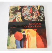 KANDINSKY E IL BLAUE REITER Mensili d'Arte Fabbri Editori M.V. Orlandini 1967