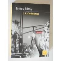 L.A. CONFIDENTIAL James Ellroy Le Strade Del Giallo Mondadori Repubblica G62