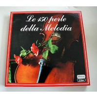 LE 150 PERLE DELLA MELODIA 8 LP 33 GIRI SELEZIONE CLASSICA