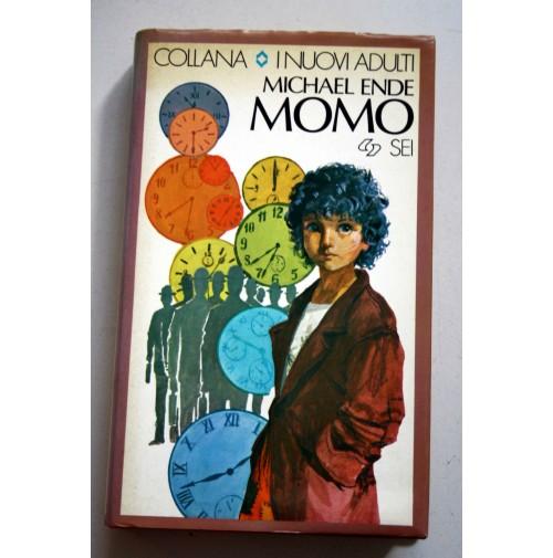 MOMO Michael Ende SEI Collana I Nuovi Adulti 1985 Y83
