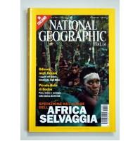 NATIONAL GEOGRAPHIC ITALIA Vol. 6 numero 4 Ottobre 2000