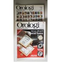 OROLOGI LE MISURE DEL TEMPO N° 80 12/1994 DICEMBRE + INDICE Technimedia B56