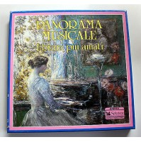 PANORAMA MUSICALE I BRANI PIù AMATI 8 LP 33 GIRI SELEZIONE CLASSICA