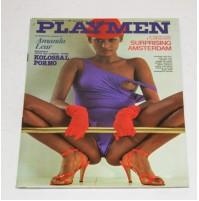 PLAYMEN ANNO XIII N. 2 FEBBRAIO 1979 AMANDA LEAR POSTER LOUISELLE KUSA BUFFA