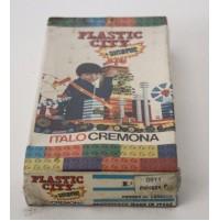 SCATOLA COSTRUZIONI PLASTIC CITY 2001 ITALOCREMONA 0511 PULEGGE vintage