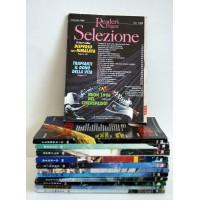 SELEZIONE READER'S DIGEST LOTTO 12 NUMERI ANNO 1996 ANNATA COMPLETA