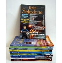 SELEZIONE READER'S DIGEST LOTTO 12 NUMERI ANNO 1997 ANNATA COMPLETA