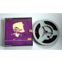 SPEEDY GONZALES DODICI GATTI b/n SONORO FILM SUPER 8 SUPER8 MM