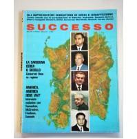 SUCCESSO RIVISTA MENSILE ANNO XIII N. 3 MARZO 1971 SARDEGNA