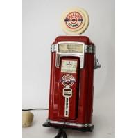 TELEFONO FLAME 2000 IN STILE VINTAGE FORMA POMPA DI BENZINA GASOLINE HIGHWAY