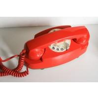 TELEFONO LILLO FACE STANDARD VINTAGE ANNI 60 70 TASTIERA DISCO SIP grillo cobra
