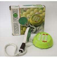 TELEFONO TENNIS PHONE FUNNY VINTAGE ANNI 80 POP DESIGN DA TAVOLO