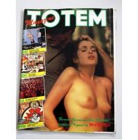 TOTEM MAGAZINE numero 7 8 Luglio/Agosto 1985 Moebius Jodorowsky Manara