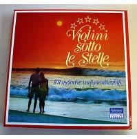 VIOLINI SOTTO LE STELLE101 MELODIE COFANETTO 8 LP 33 GIRI SELEZIONE