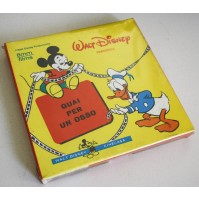 WALT DISNEY CINECASA GUAI PER UN OSSO COLORE FILM SUPER 8 SUPER8 MM
