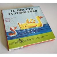 WALT DISNEY CINECASA IL BRUTTO ANATROCCOLO COLORE  FILM SUPER 8 SUPER8 MM