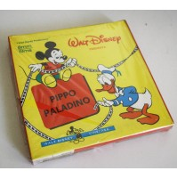 WALT DISNEY CINECASA PIPPO PALADINO COLORE FILM SUPER 8 SUPER8 MM