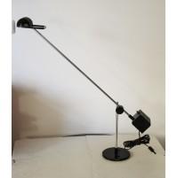 MANIGLIA STILNOVO SPACE AGE LAMPADA DA TAVOLO VINTAGE DESIGN DE PAS LOMAZZI 1975